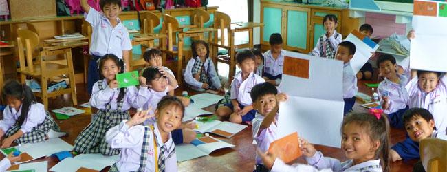 Study tesol in thailand