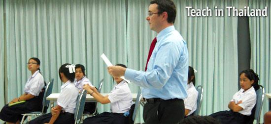 teaching in thailand2 550x253 Teacher for Teachers
