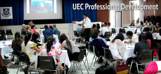 teaching professional development 550x253 Teacher for Teachers